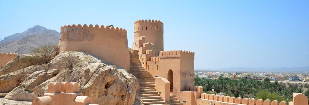 Ruta e itinerario para viajar por Omán 9 días