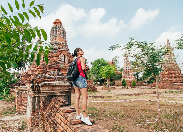 Ayutthaya | viajandonajanela.com