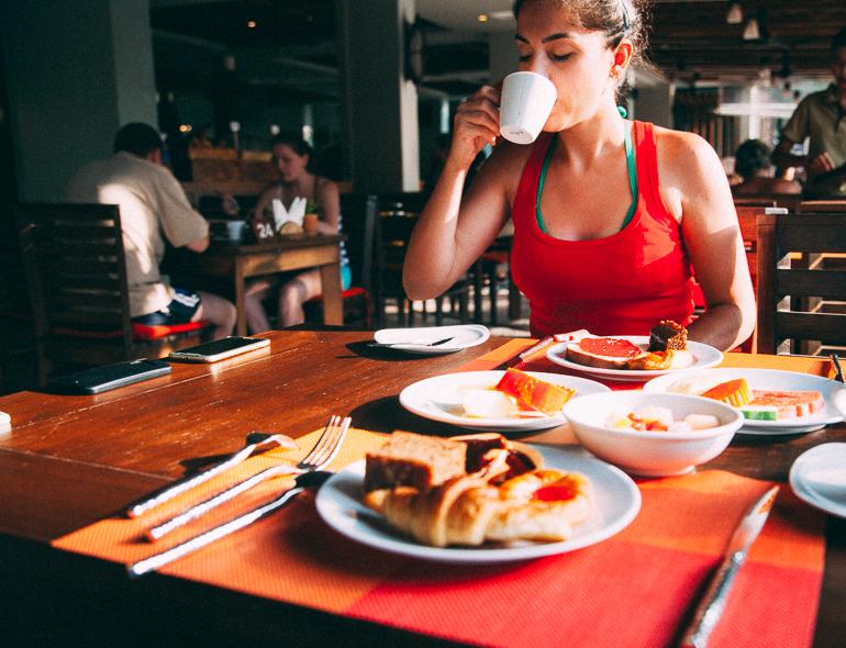 Railay Princess Resort & Spa - café da manhã