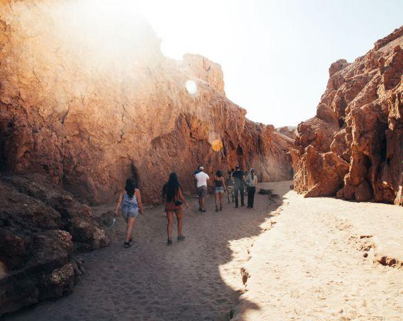 Cavernas de Sal – Atacama | Viajando na Janela
