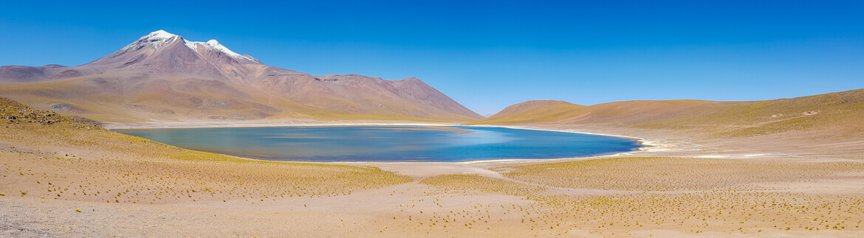 Lagunas Altiplânicas - Laguna Miñiques