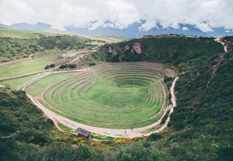Os gigantes campos agrícolas de Moray   Roteiro em Cusco