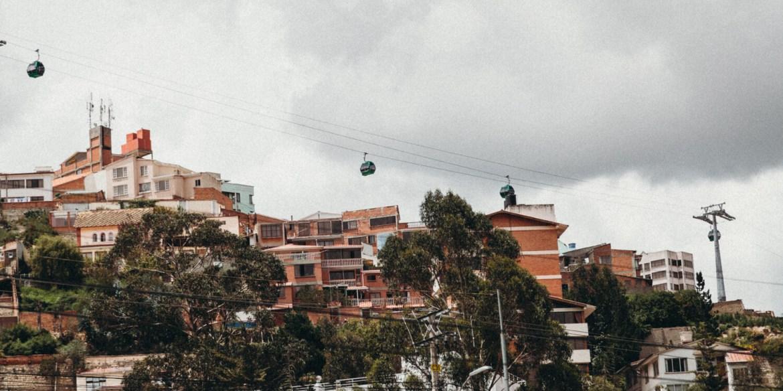 Teleférico de La Paz