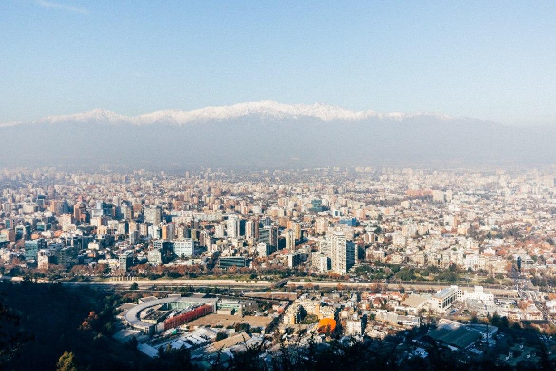 O que fazer em Santiago, Chile - Cerro San Cristóbal