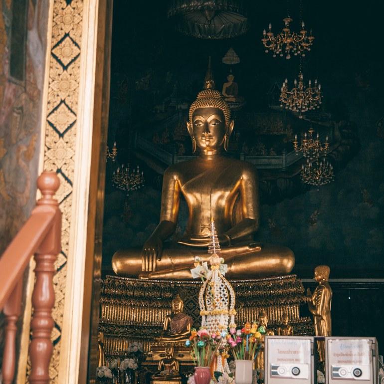 O que fazer em Bangkok - Wat Ratchanatdaram