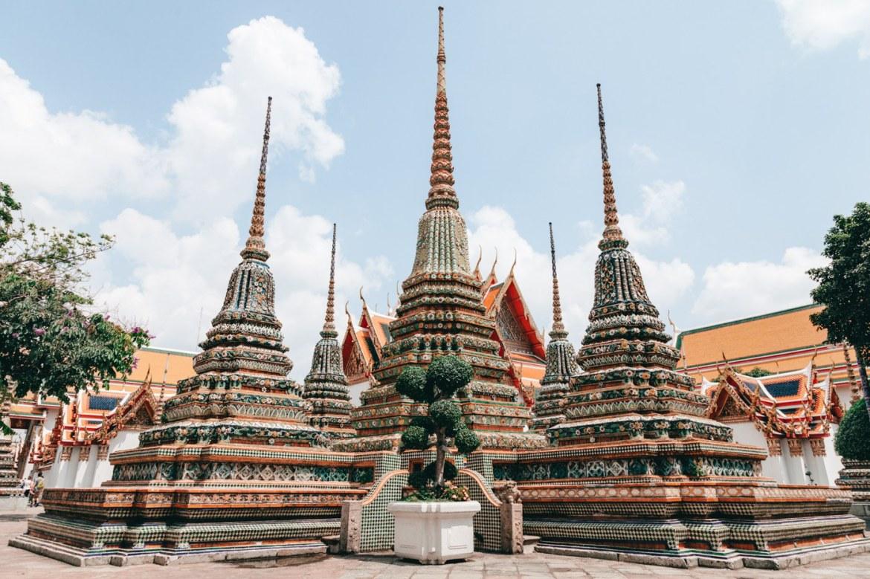 O que fazer em Bangkok - What Pho