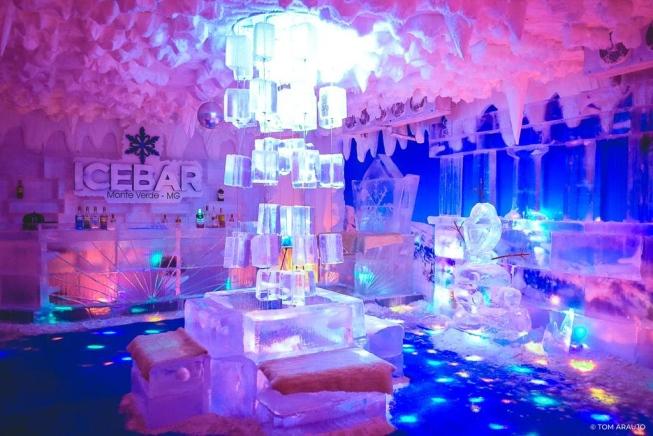 O que fazer em Monte Verde - Ice Bar