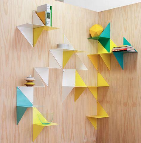 prateleiras_formas_geométricas_decoração