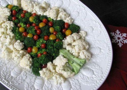 arvore de natal vegetal