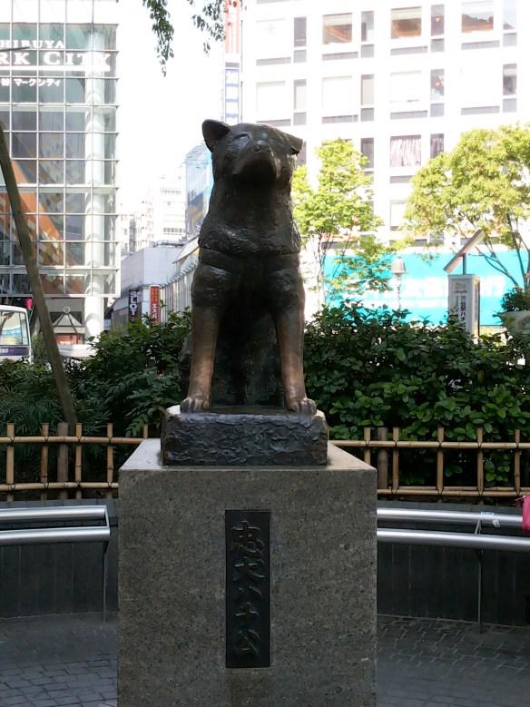 Hachiko_Shibuya