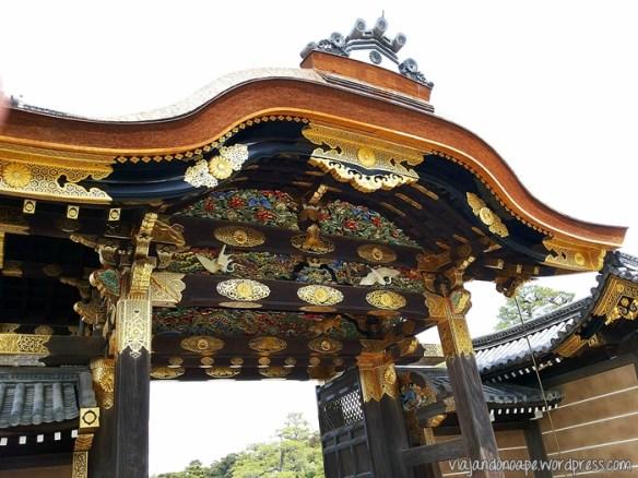 Karamon Gate_Nijo_Castle_Kyoto