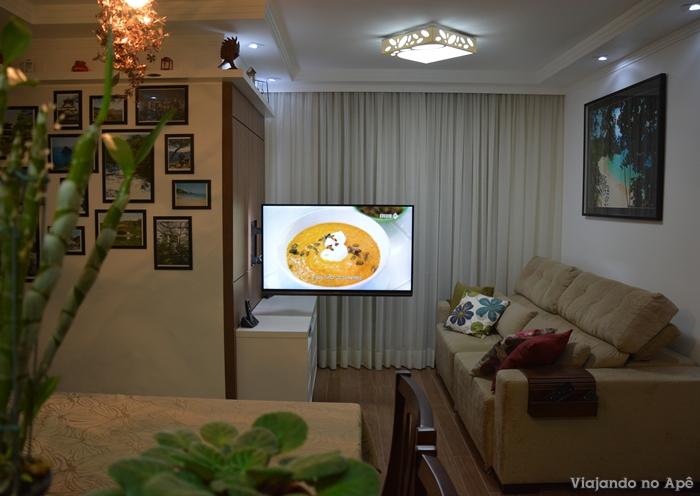 Tipos de suporte de TV