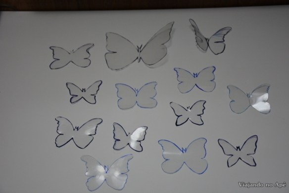 borboletas desenhadas diy