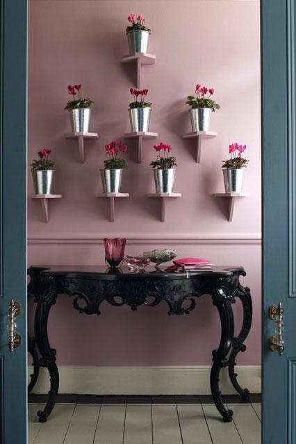cachepos metalicos decoraçao parede vasos flor