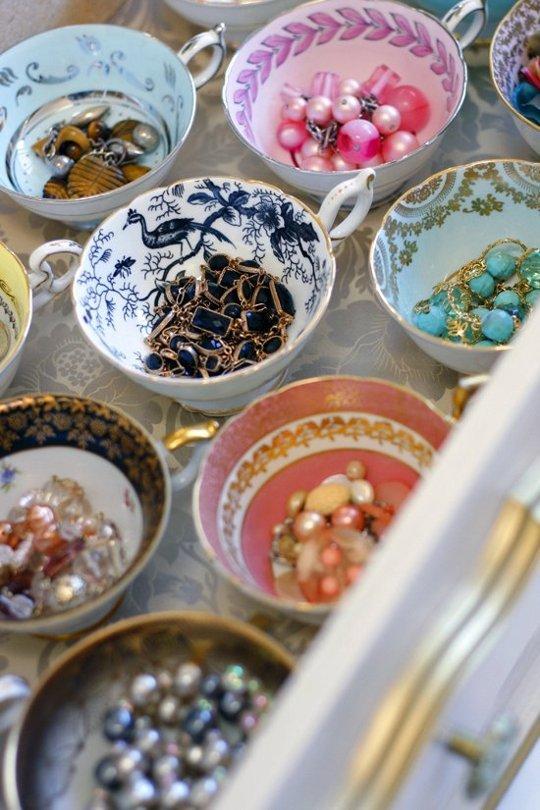 organizacao joias decoracao criativa
