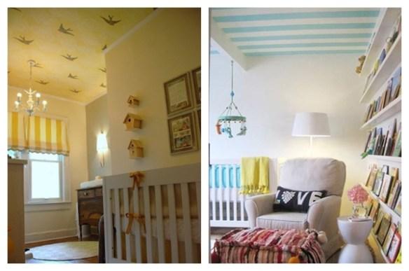 teto decorado quarto bebe decoracao teto quarto crianca