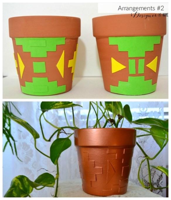 vaso decoracao 3d relevo ideias para decorar vasos plantas