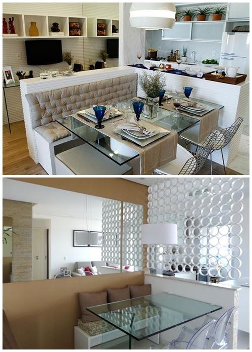 ideias-sala-de-jantar-pequena-mesa-com-banco-dicas-mesa-de-jantar-apartamento-pequeno-3