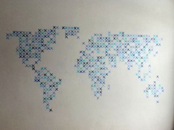 mapa-mundi-parede-washi-tape-ponto-cruz-bordado-decoracao-criativa