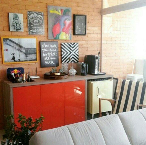 cantinho da cafe barzinho buffet aparador sala