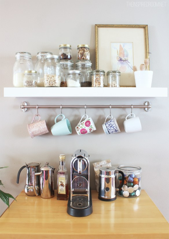cantinho do cafe cha como montar ideia decoracao
