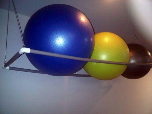 como guardar organizar bolas brinquedos