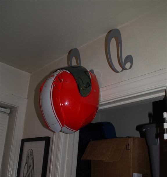 onde guardar capacete pequenos espacos 2