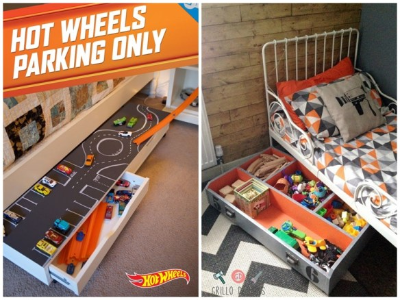 organizacao brinquedos embaixo cama ideias 2