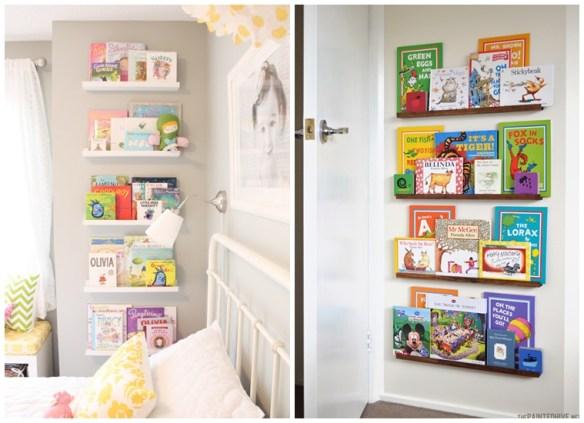 organizacao quarto criancas brinquedos organizados prateleiras livros 3