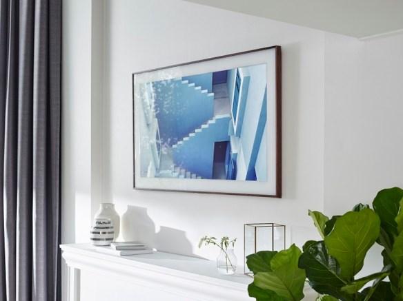 smart tv samsung the frame tv quadro