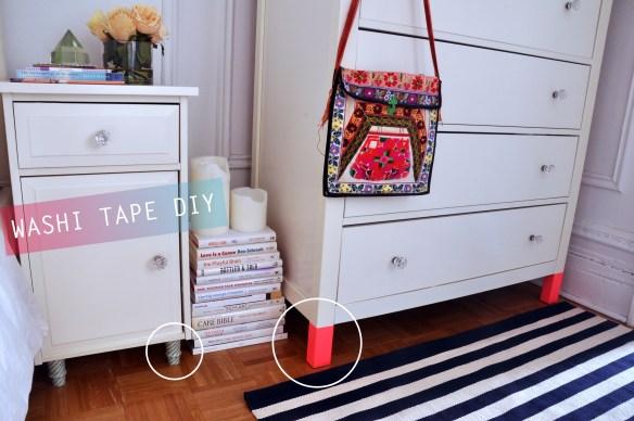 pes moveis coloridos fita adesiva washi tape decoracao