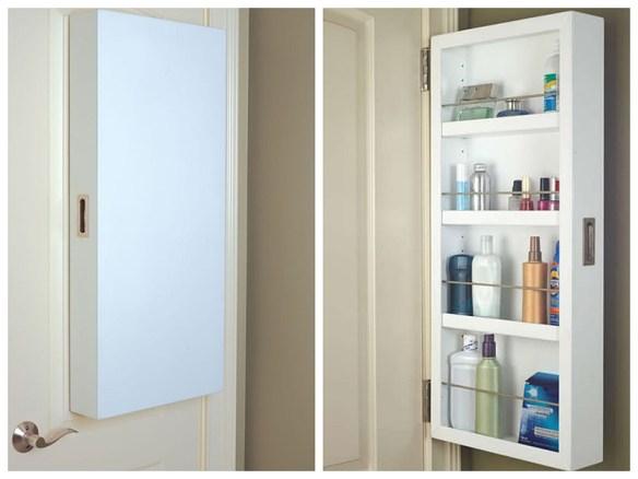 armario atras da porta organizacao ideias pequenos espacos armazenamento aproveitamento otimizacao espaco apartamento