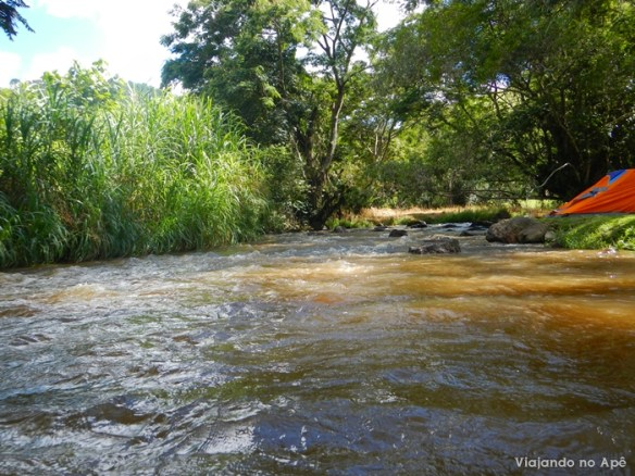 rio cachoeira Joanopolis camping Ze Roque