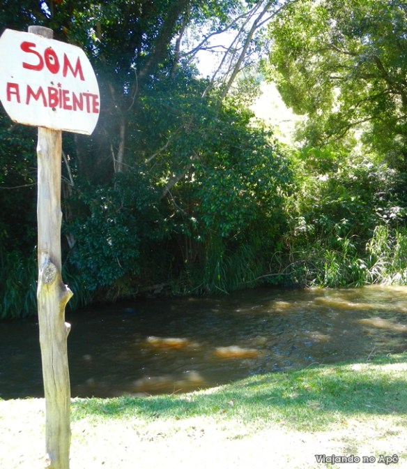 som ambiente camping natureza
