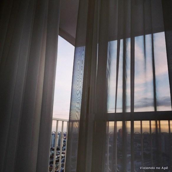 cortina voil