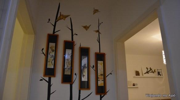tsuru grou dobradura origami decoraçao 1