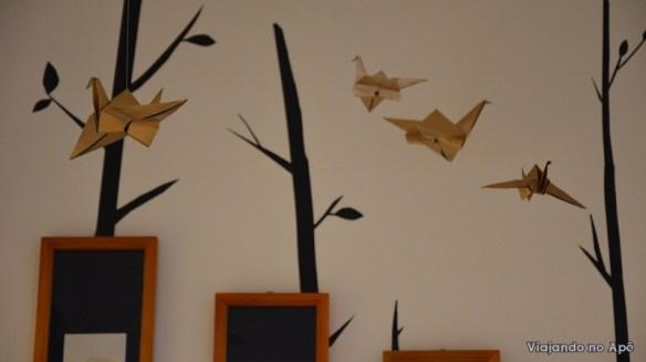 tsuru grou dobradura origami decoraçao 2