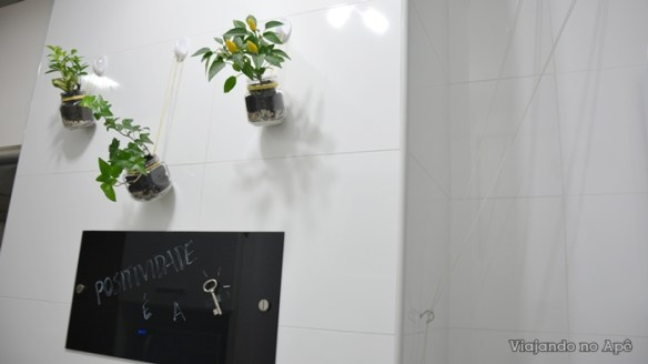 plantas suspensas area de serviço lavanderia