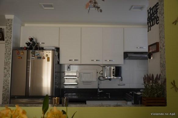 cozinha apartamento cozinha corredor