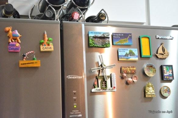 imas de geladeira lembrancas de viagem