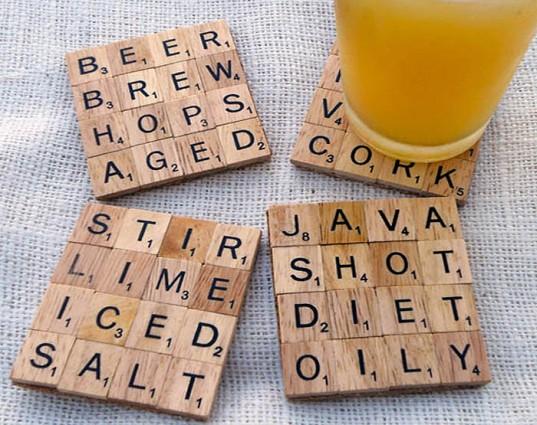 peças palavras cruzadas porta copos