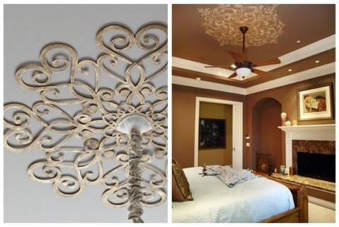 decoracao teto lustre luminaria ventilador