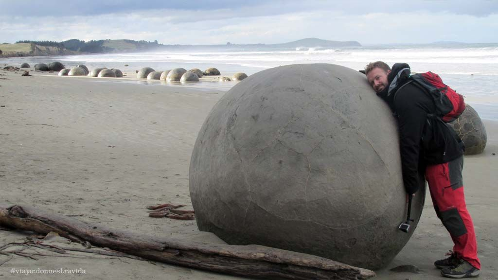 moeraki boulders 1 The Catlins