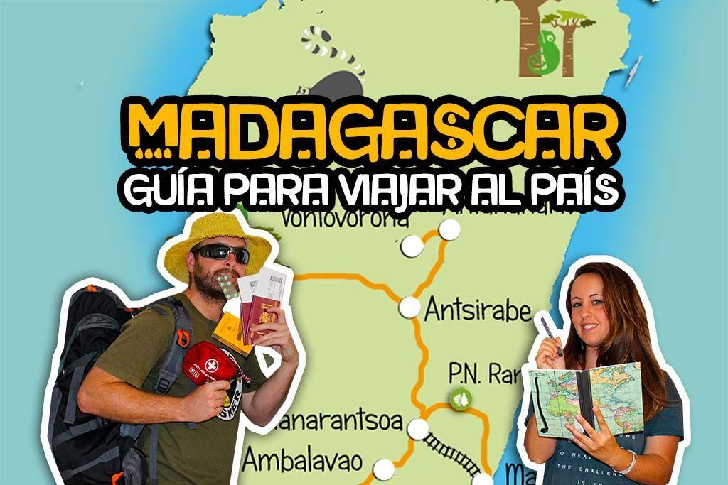 Madagascar: Guía para viajar al país