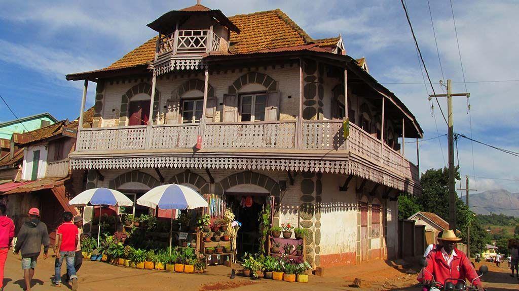 Casa colonial Ambalavao