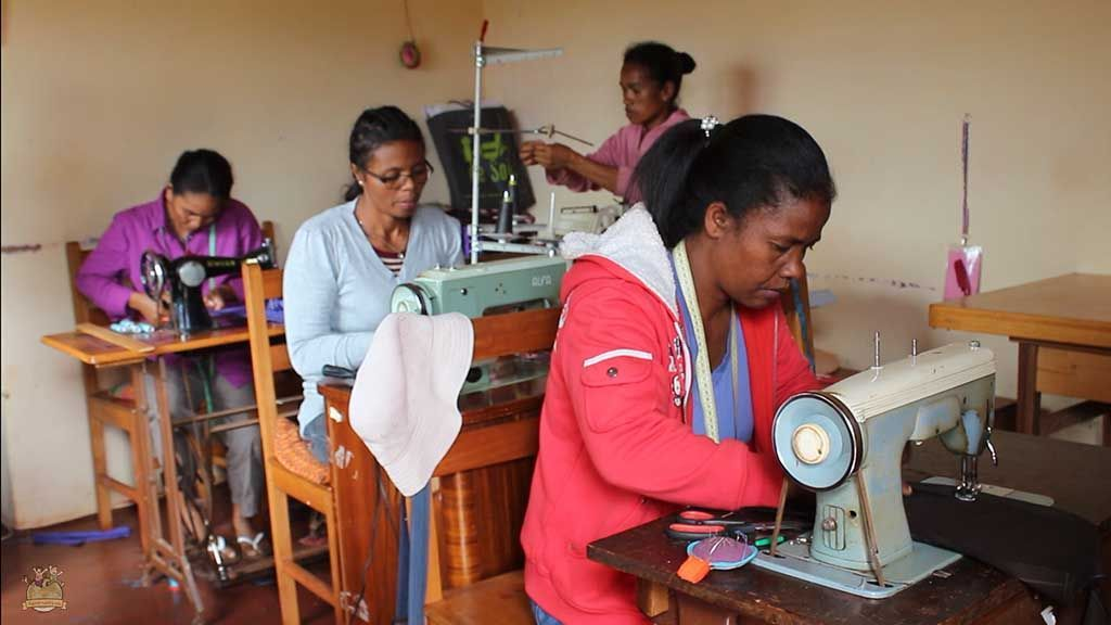 Cooperativa de mujeres de Yamuna
