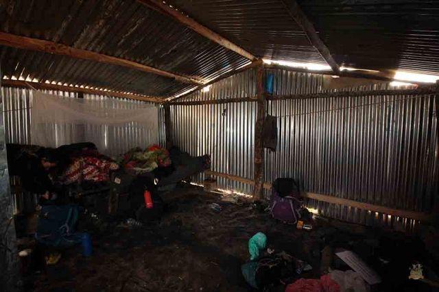 campamento de refugiados Nepal