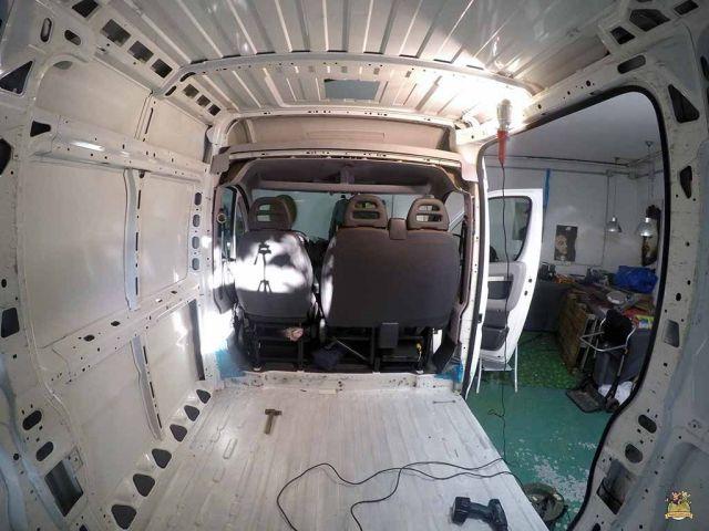 separador de carga furgon