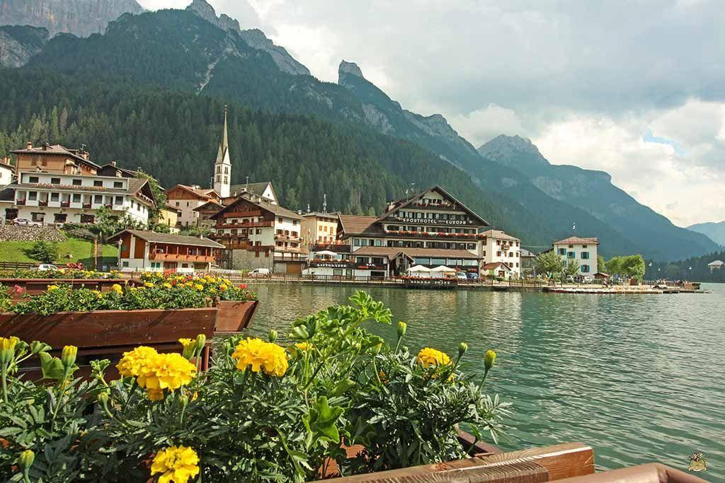 El pueblo más bonito de Dolomitas