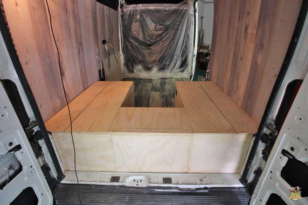 muebles para furgonetas camper